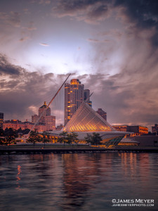Calatrava Drama by James Meyer for the MPTV Great American TV Auction