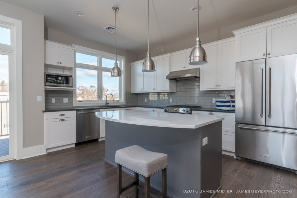 Condominium photographed for Realtor Pam Bastien of First Weber Realty by James Meyer Photography