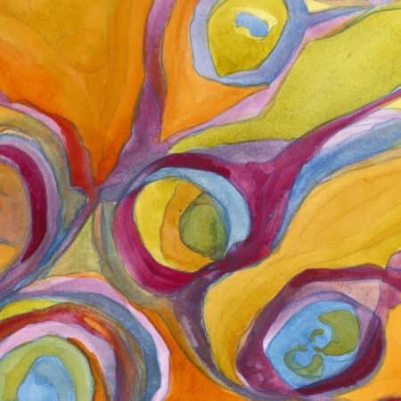 Maureen Claffy Awakening Detail 2