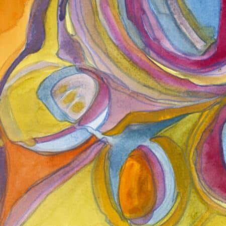 Maureen Claffy Awakening Detail 3