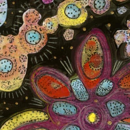 Maureen Claffy Gratitude detail 2