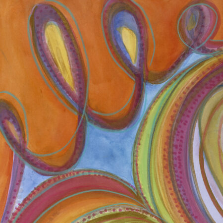 Maureen Claffy Oneness detail 1