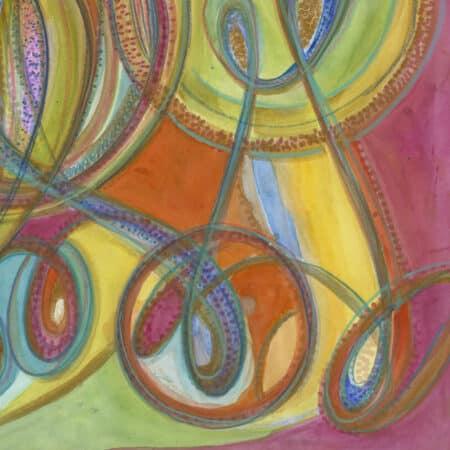 Maureen Claffy Oneness detail 3