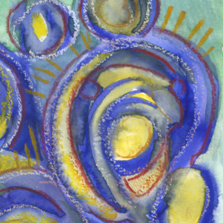 Maureen Claffy Rolling Water detail 2