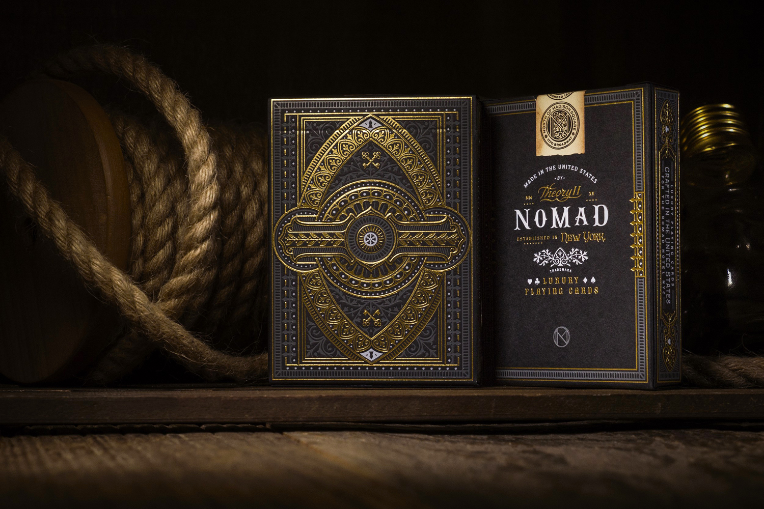 Nomad Cards Chad Michael