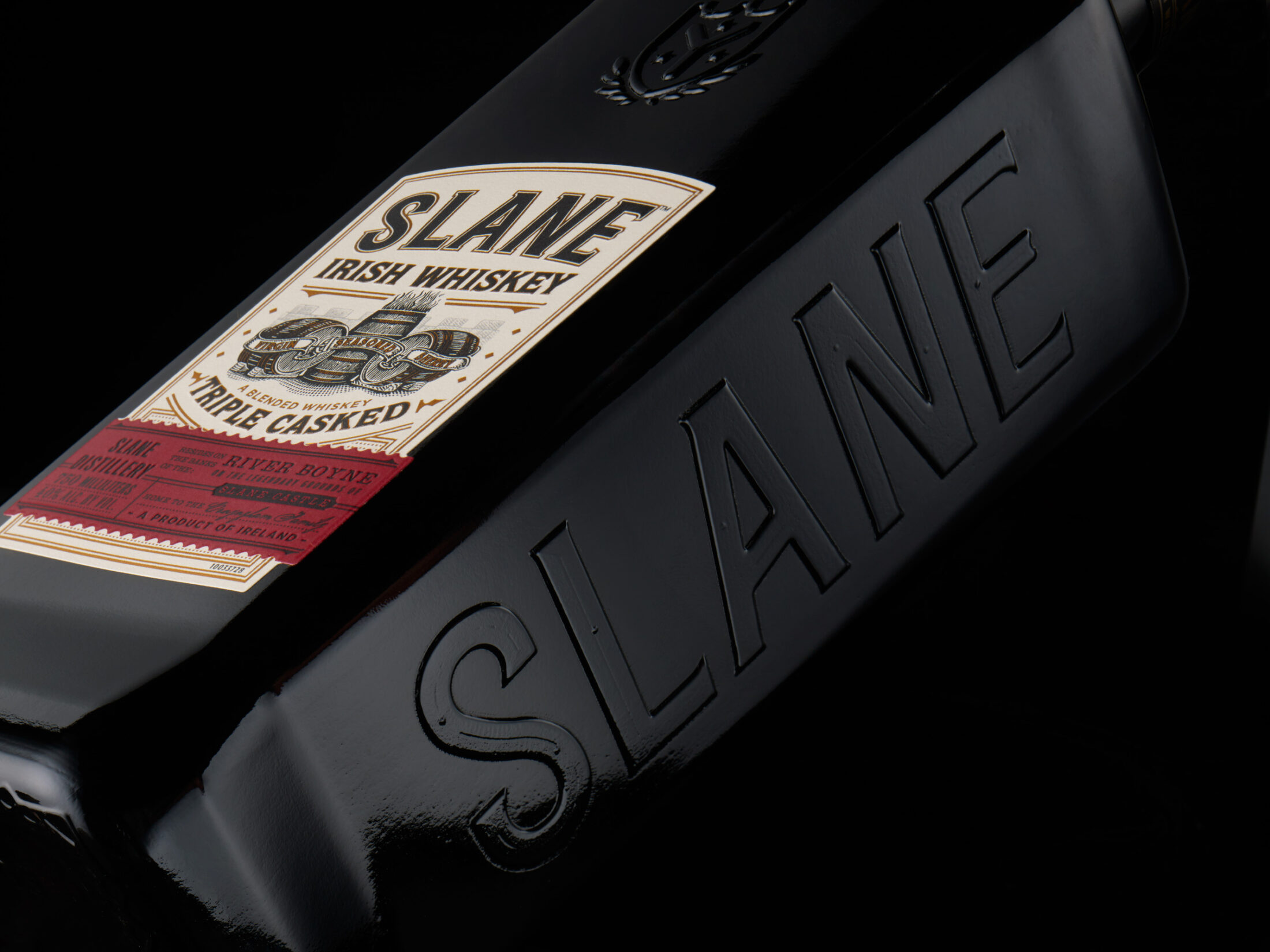 Slane Irish Whiskey - Chad Michael Studio