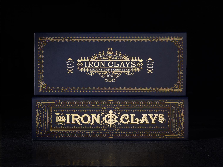 Chad Michael Studio - Iron Clays