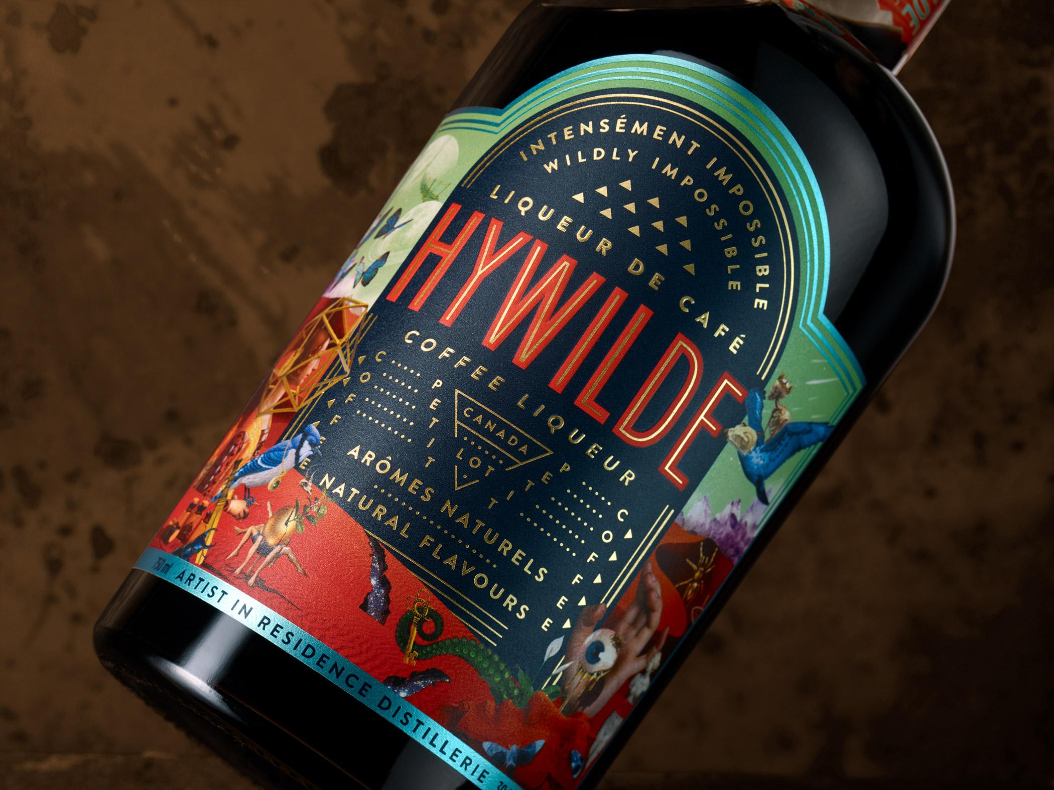 HYWILDE - Close up - Chad Michael Studio