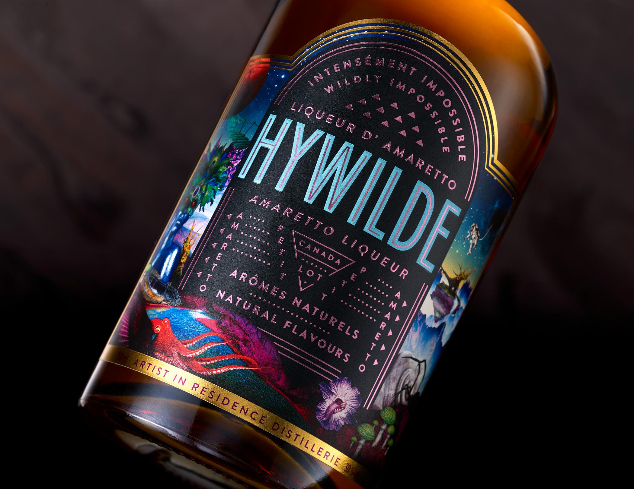 Hywilde Amaretto - Chad Michael Studio