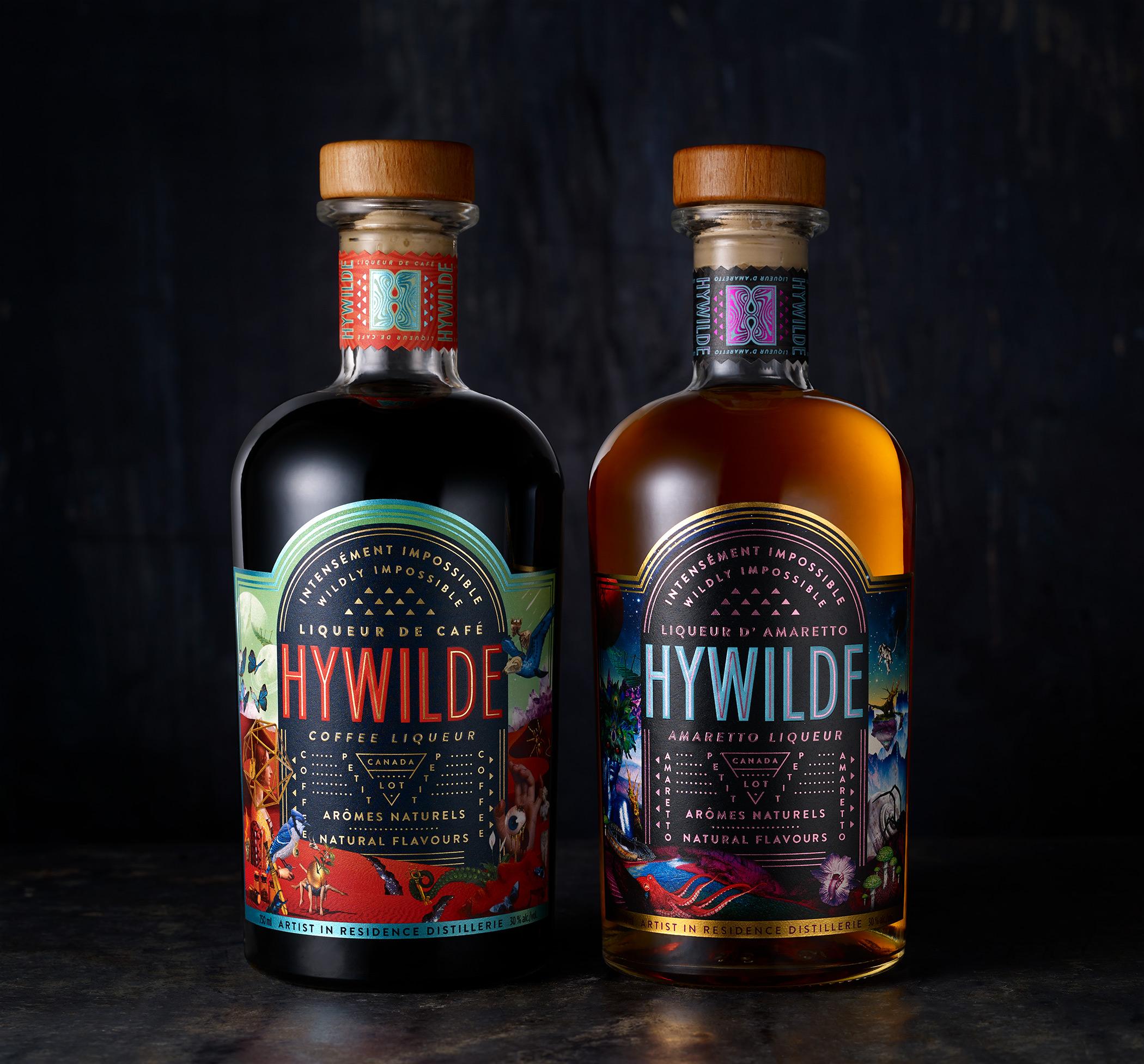 Hywilde duo - Chad Michael Studio