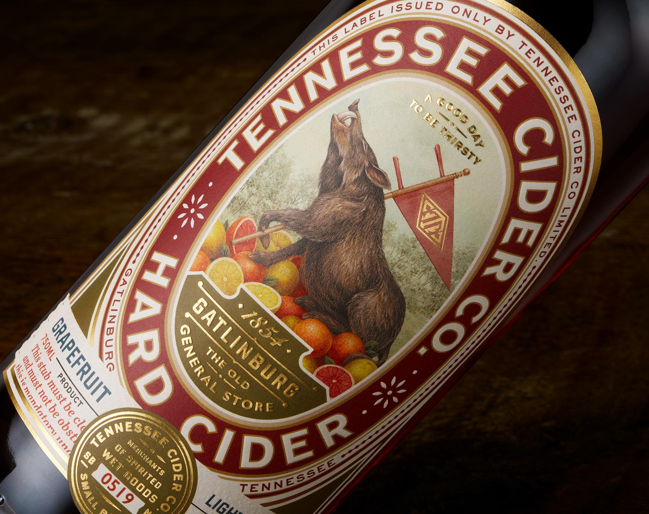 Tennessee Cider - Chad Michael Studio