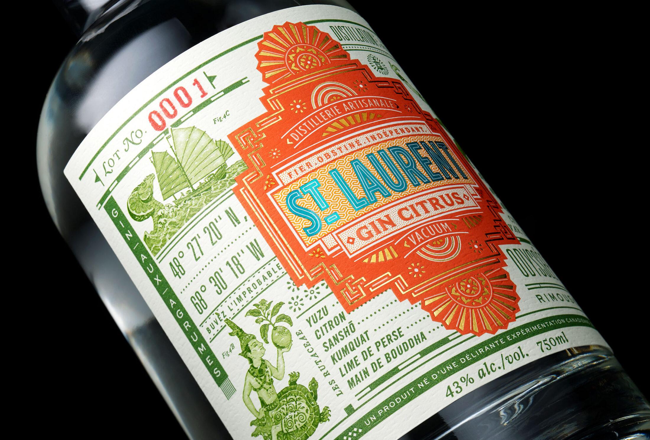 St.Laurent Citrus - Chad Michael Studio