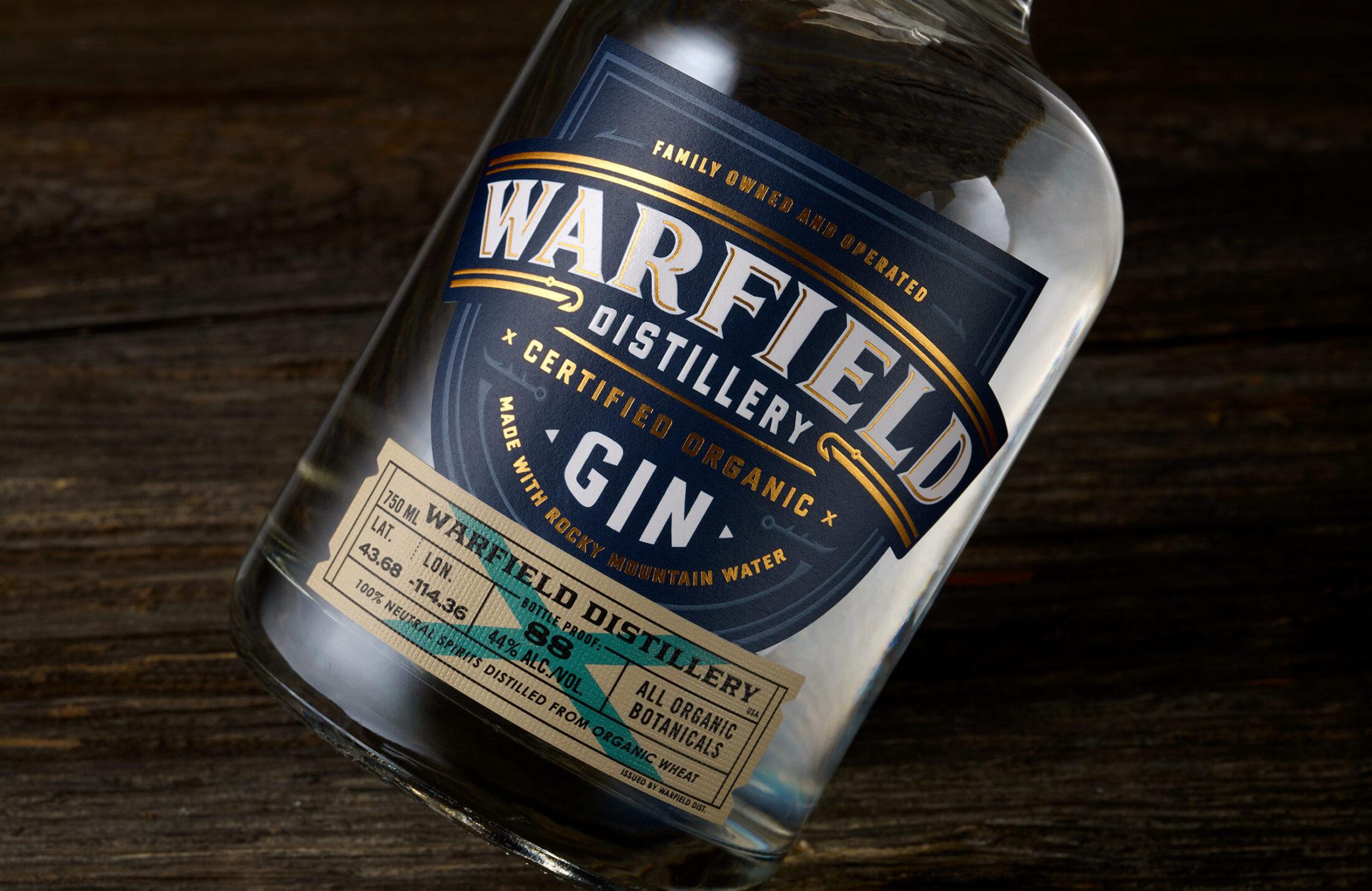 Warfield Gin - Chad Michael Studio