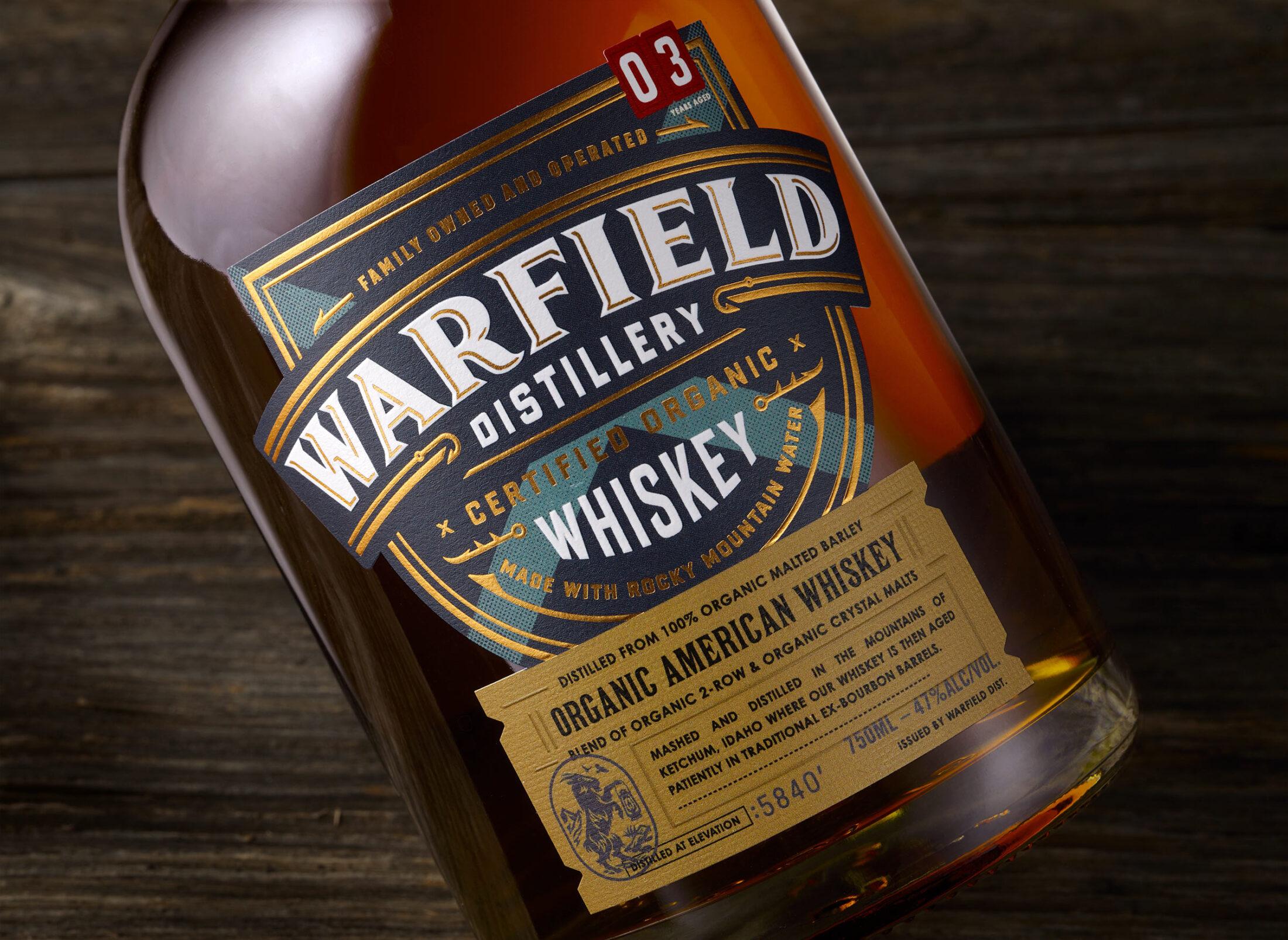 Warfield Whiskey - Chad Michael Studio