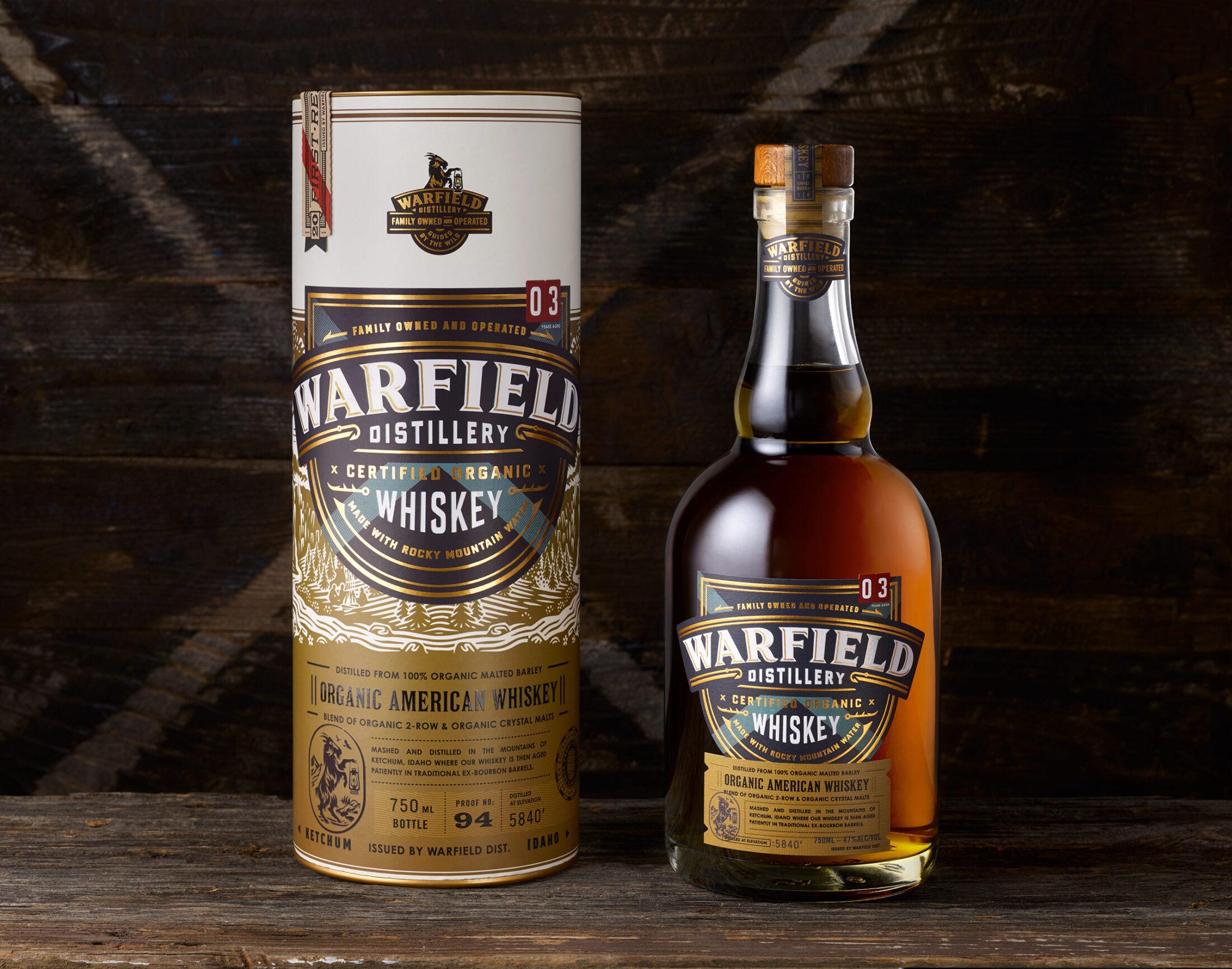 Warfield Whiskey & Tube - Chad Michael Studio