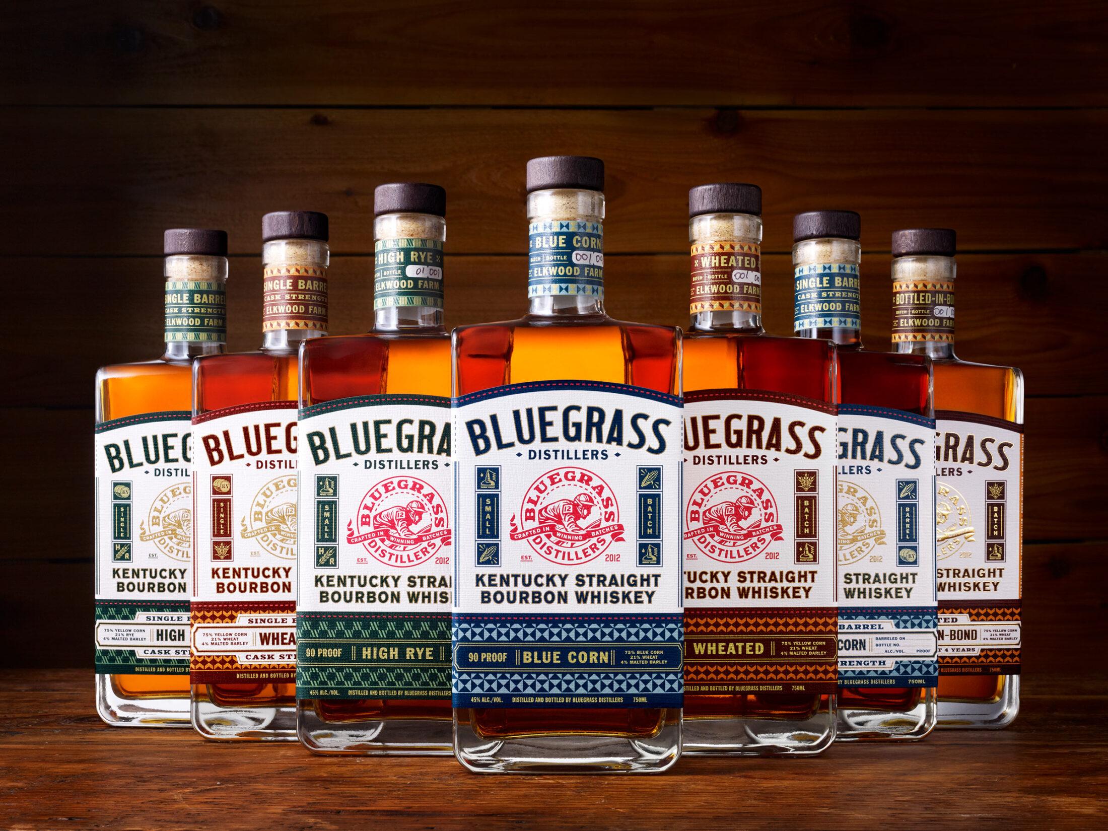 Bluegrass Distillers whiskey