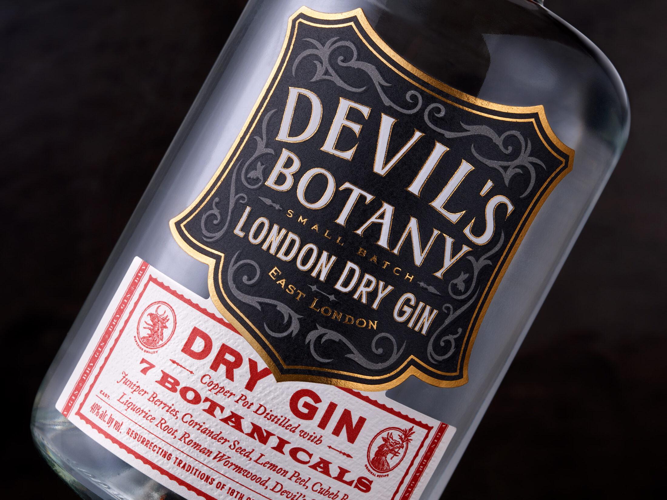Chad Michael Studio - Devil's Botany Dry Gin