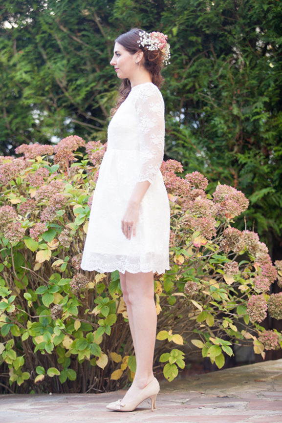 Robe AURELIE (Crédit photo: Déborah Atlan)