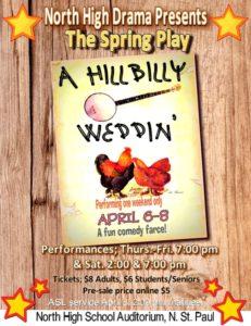 A Hillbilly Weddin'