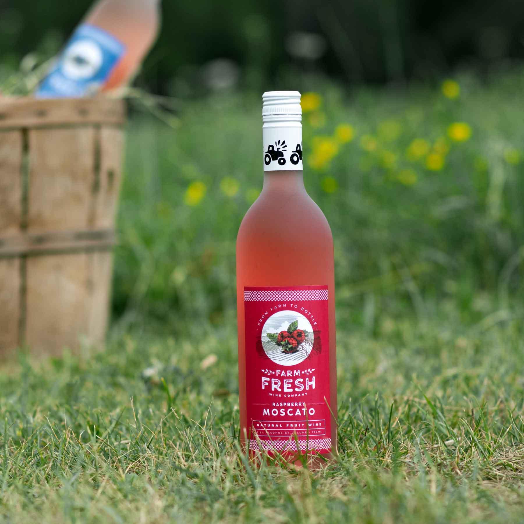 Farm Fresh Raspberry Moscato