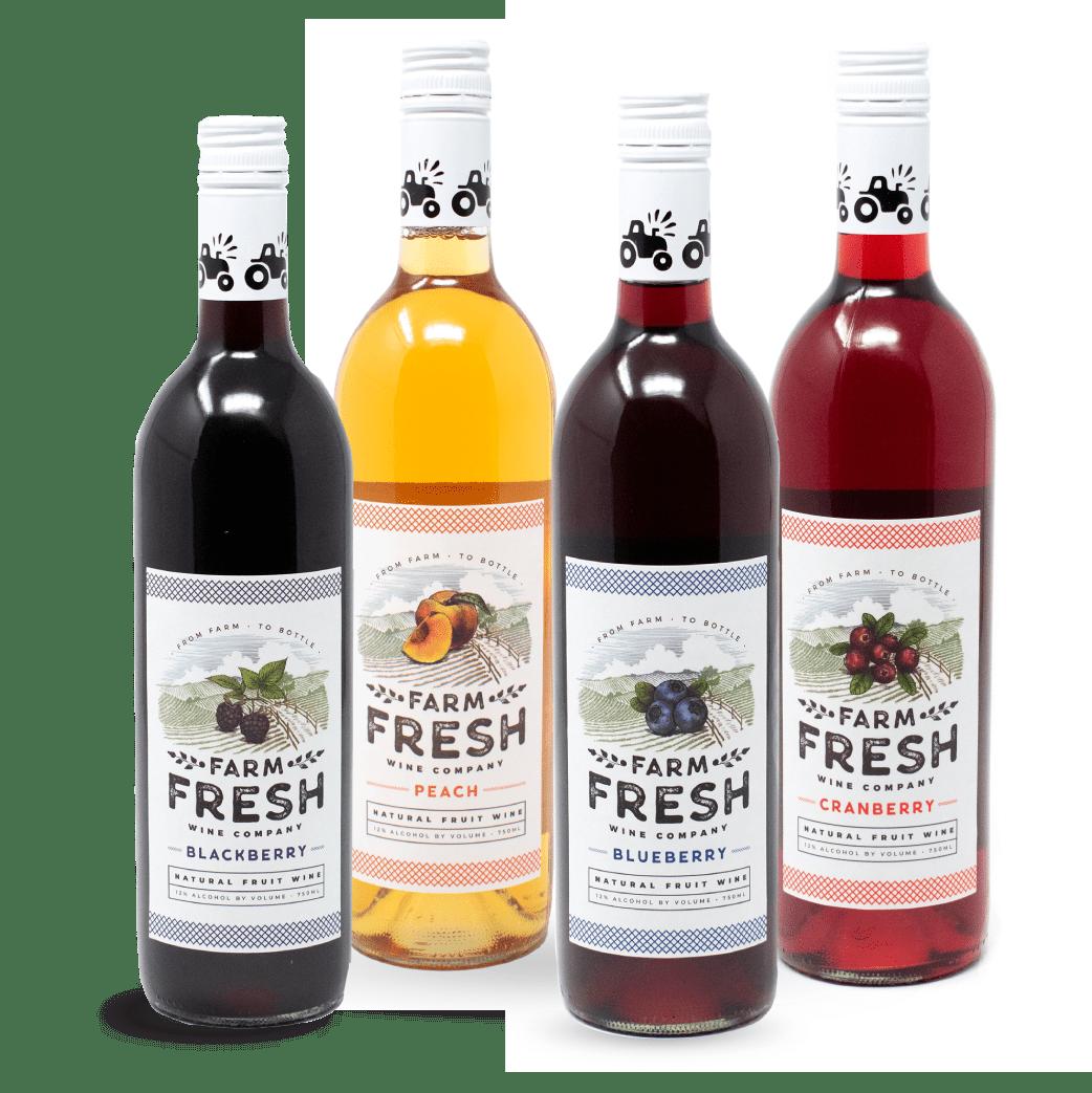 Farm Fresh Fruit Wine