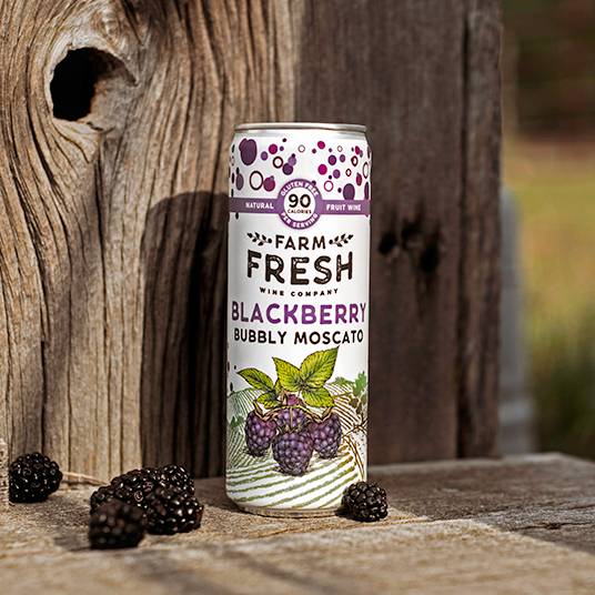 Farm Fresh Blackberry Sleek