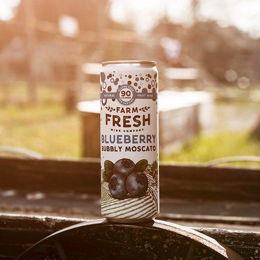 Farm Fresh Blueberry Sleek