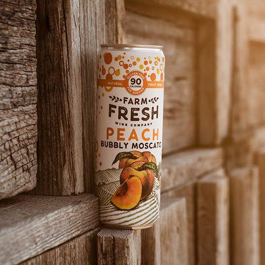Farm Fresh Peach Sleek