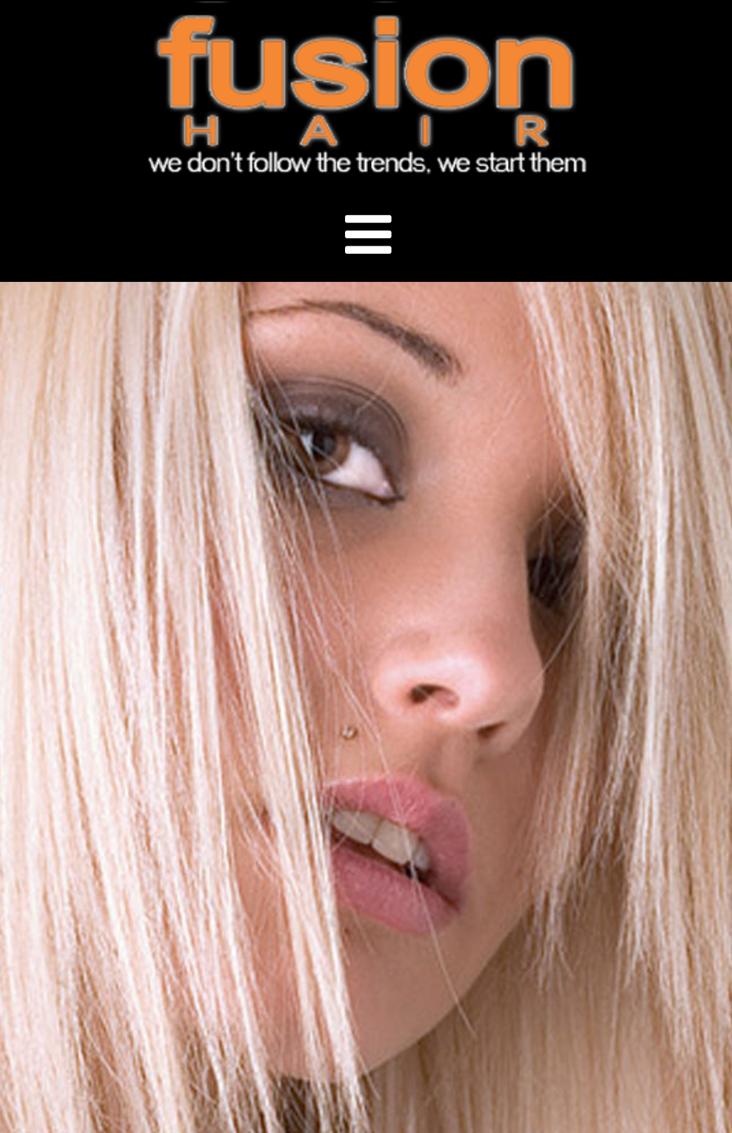 Fusion Website Design