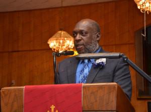 Rev. Lorenzo Bowie