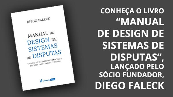 "Capa livro ""Manual de Design de Sistemas de Disputas"""