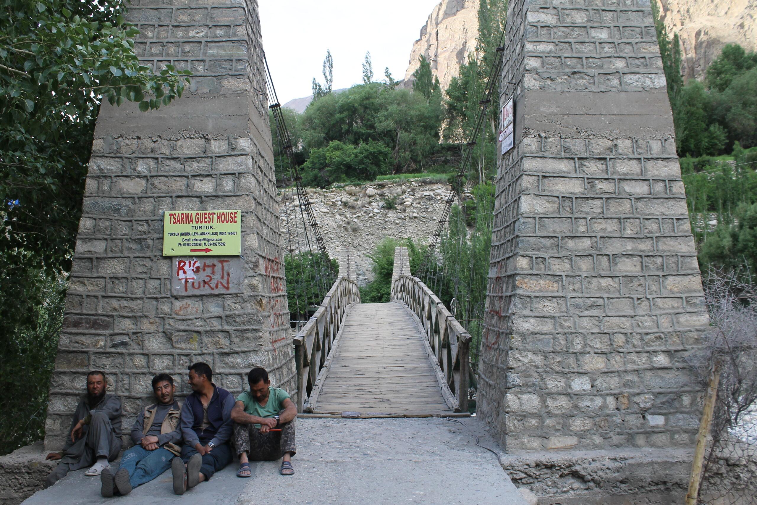 Turtuk Village