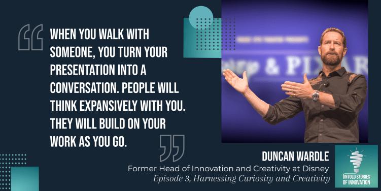 Duncan Wardle Quote