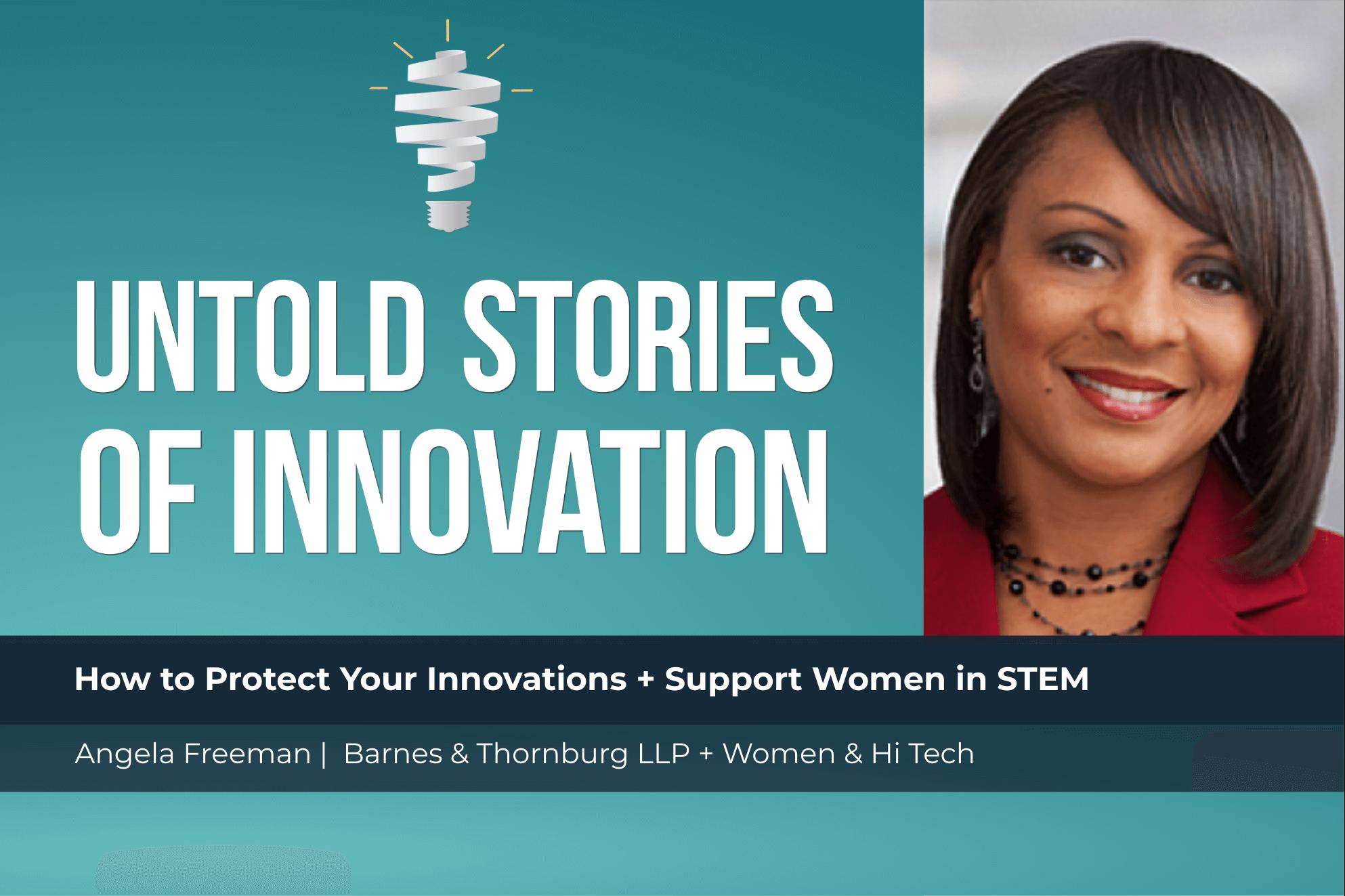 Support women in STEM
