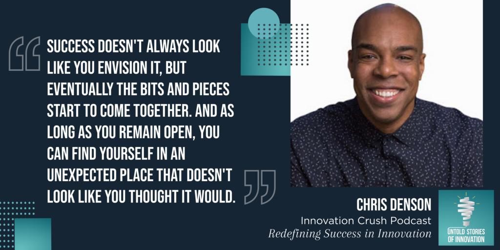 Chris Denson quote