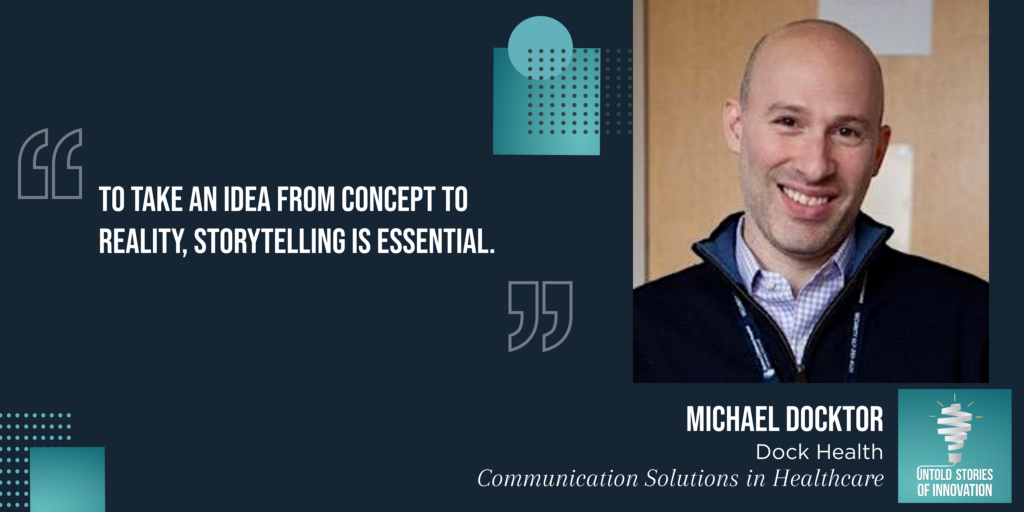 Michael Docktor quote