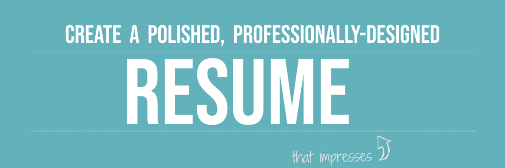 Link to our professionally designed and ready-to-use resume templates