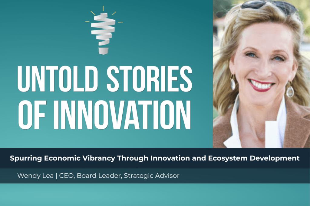 Economic Vibrancy with Wendy Lea Header