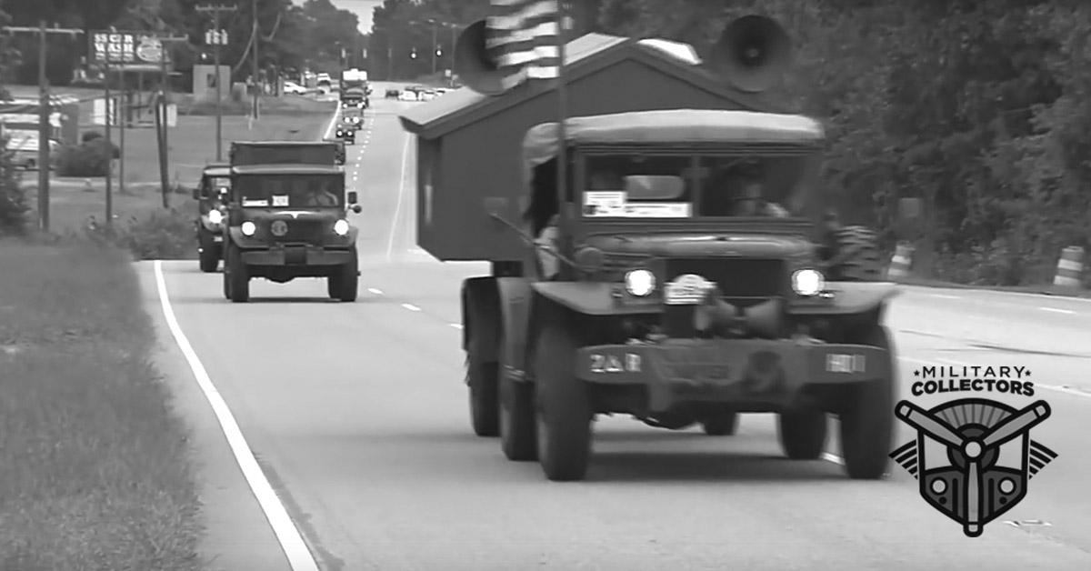 Bankhead Convoy Run