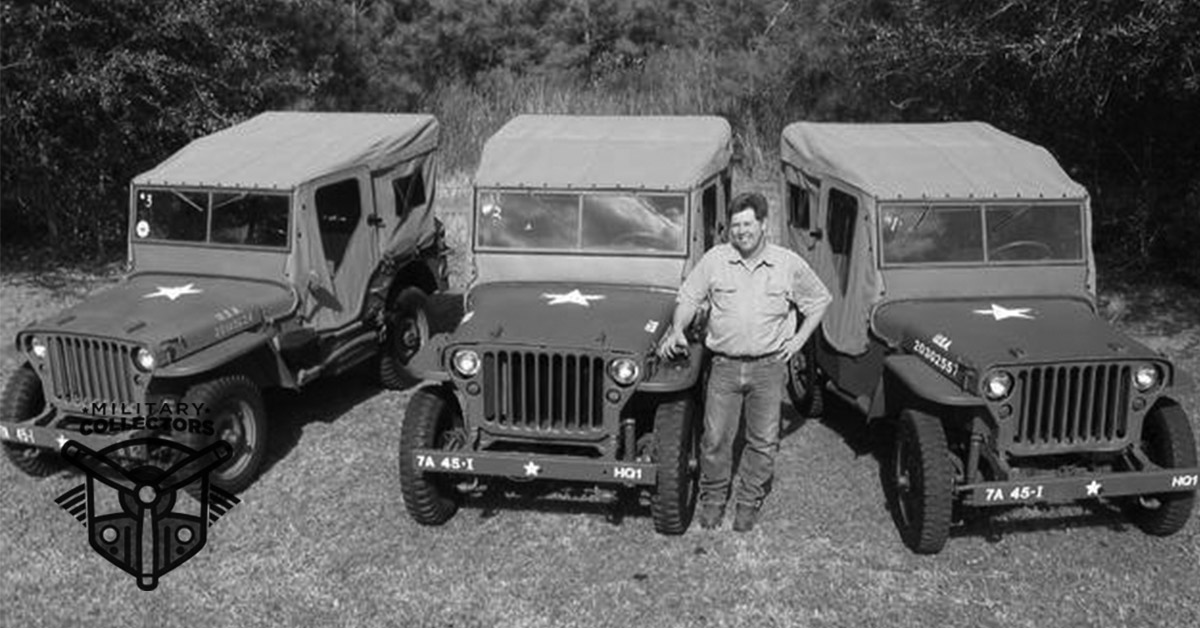 Episode 6: Russell's Military Vehicles and Restorations
