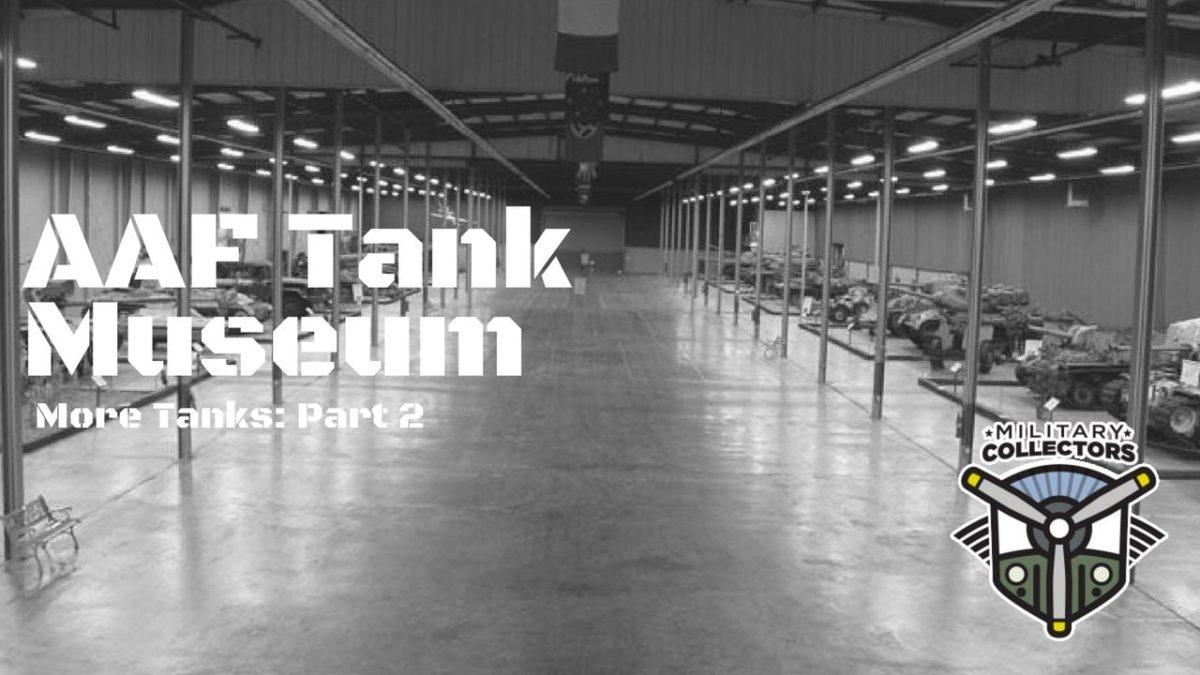 AAF Tank Museum Part 2