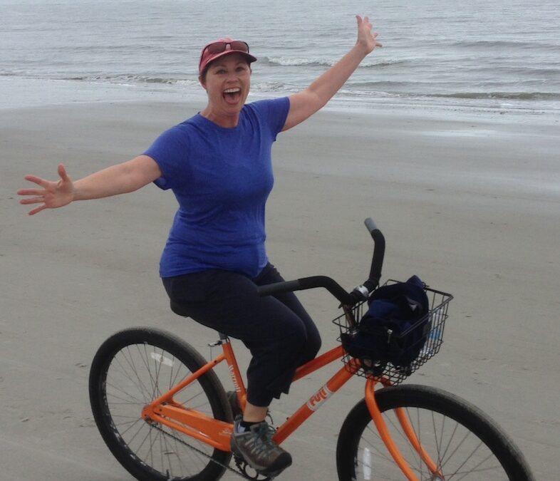 Joyful Movement Can Grow Hope, by Becky Henry, CPCC