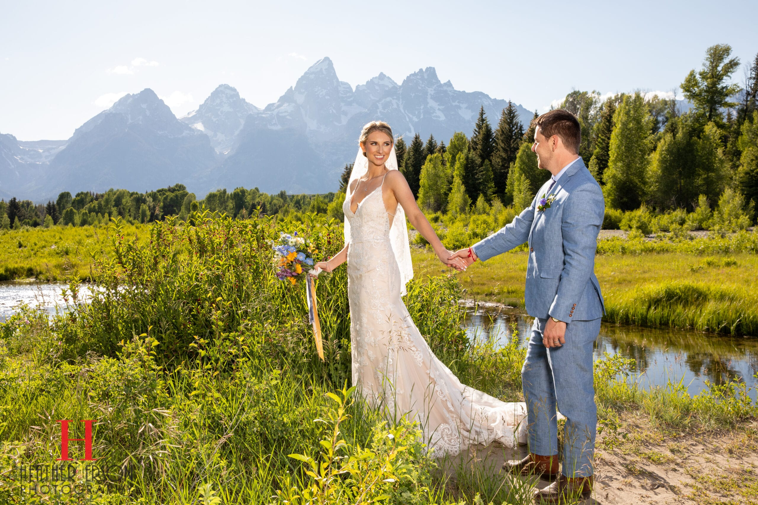 Heather Erson Photography Jackson Hole Wedding Photography