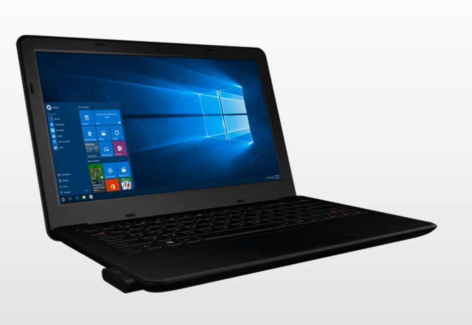 InFocus launches ambitious Kangaroo Notebook, offering two PCs in one