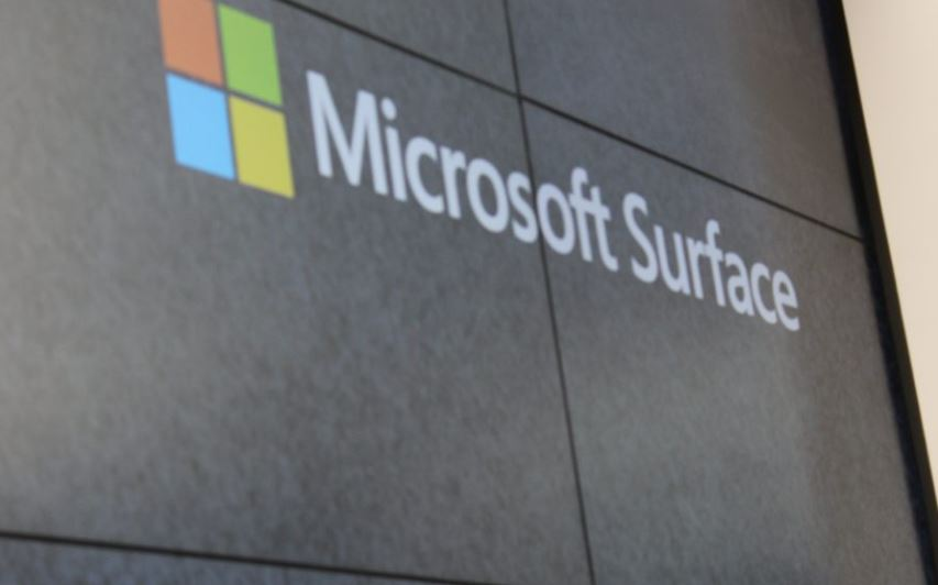 Microsoft could bring a Bluetooth keyboard for Surface all-in-one