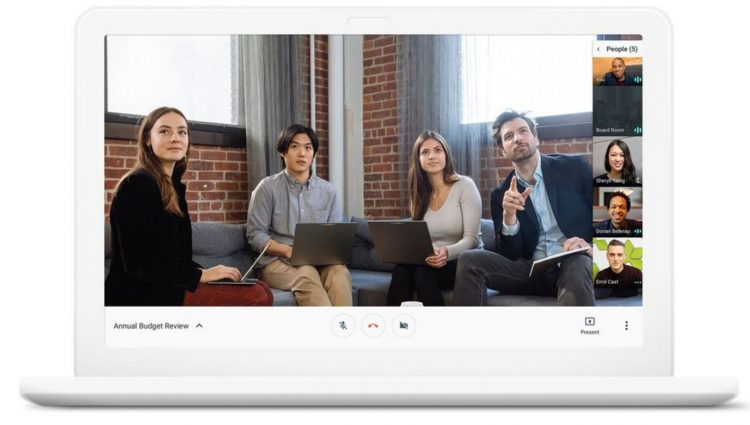 Hangouts Meet and Hangouts Chat announced by Google to take on enterprise communications