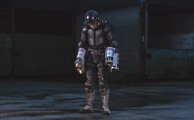 Daedalus: The iron man suit that Tony Stark would be proud of (video)