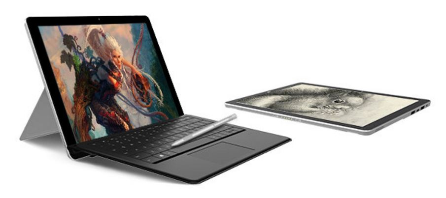 Chuwi's SurBook is a Surface Pro 4 clone, with better memory and USB Type-C at half the cost