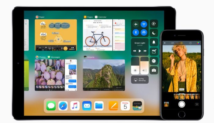 iOS 11: All the top features Apple presented at WWDC 2017