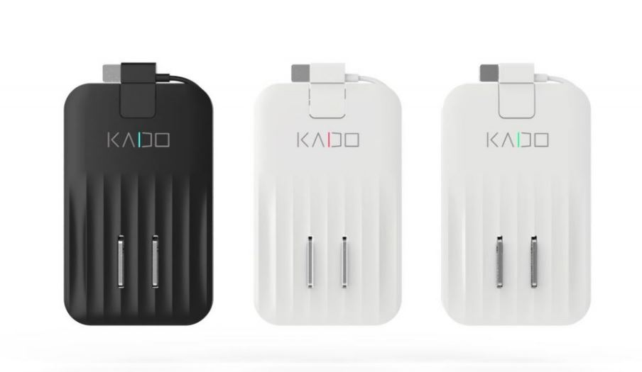 Kado is the world's thinnest charger with Qualcomm Quick Charge support